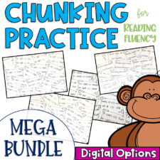 Chunking Practice for Reading Fluency